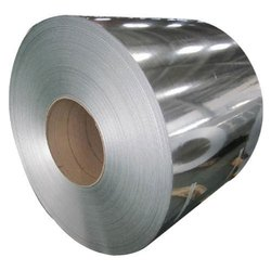 Steel Cold Rolled Galvanized Coils, Thickness: 0.30 To 2.5mm