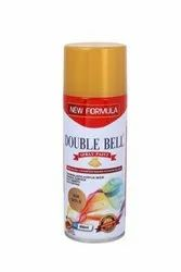 Double Bell Gold-928 Metallic Spray Paint