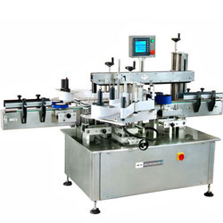 Automatic Sticker Labelling Machine Model-RSL-60