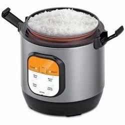 Capacity(Litre): 5 L Electrical Rice Cooker, 600 Watt