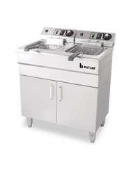 Butler Double Deep Fryer