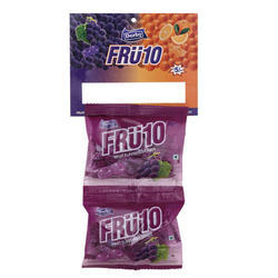 Fru10 Blackcurrant Candy