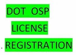 DOT OSP License