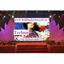 Techon P4 Outdoor  Advertising LED Screen