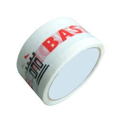 Water Proof Self Adhesive Printed Packaging Tape, Thickness: 45-50 Micron, Packaging Type: Box