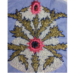Embroidery Cutdana Beads Mix Work
