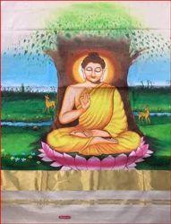Mural Saree