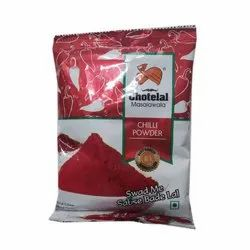Chotelal Red Chilli Powder, Packaging Size: 15 g -1 kg