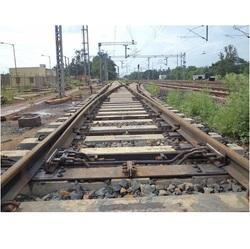 Railway Track Crossing