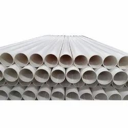 Rigid PVC Pipes, Round, Length Of One Pipe: 3m