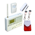 Wireless Intrusion Alarm System