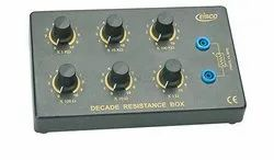 Decade Resistance Box Calibration Services