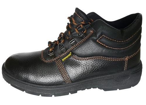 517a202dbb2 Rexine Safety Shoes - Synthetic Leather Safety Shoes Manufacturer ...