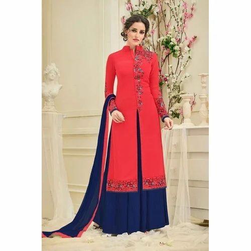 56956fa50c7 Georgette Palazzo Suits