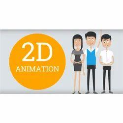 Digital,Adobe After Effects 2D Animation Designing Service