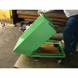 Scrap Dumping Trolley