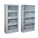 Four - 4 Door Bookcase