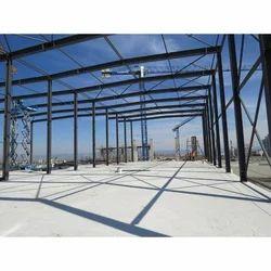 Steel Angular Prefabricated Structures