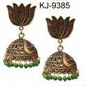 Kaizer Jewelry German Silver Earrings