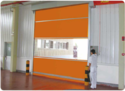 Options Available Standard High Speed Doors