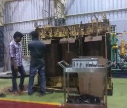 Upto 50 Mva, 132 Kv Class Transformer Repairing & Rewinding Service, Client Side, After Repair Warranty: Yes