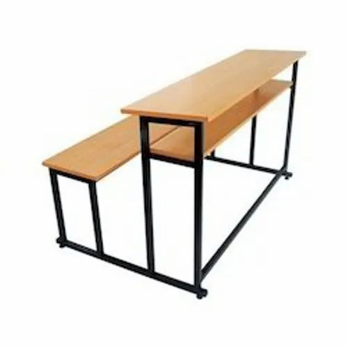 DWIT Iron & Wooden School And College Furniture