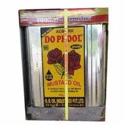 15kg Do Phool Mustard Oil