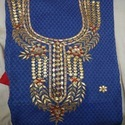 Blue Jaipur Dress
