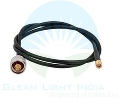 RF Cable Assemblies N Male to SMA Male in LMR 195