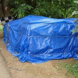 Plain Tarpaulin Wagon Covers