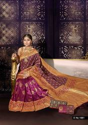 Desi Stylish Designer Party Wear Saree