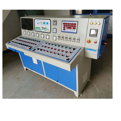 Computerized Asphalt Mixer Plant Control Panel