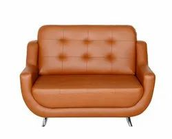 lussokraft Wooden Checker 2 Seater, For Home, Living Room