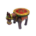 Meenakari Antique Table