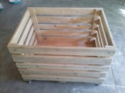 Industrial Soft Wood Crates