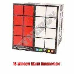 16 Window Alarm Annunciator