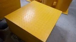 FRP Grating Chequered Plate