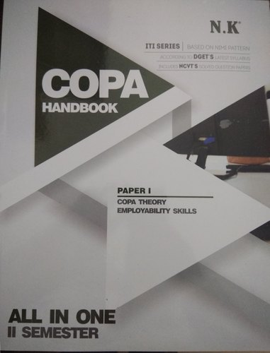 Iti Copa Book Pdf In Hindi