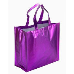 Laminated Loop Handle Non Woven Bag