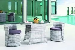Garden Wicker Bistro Sets