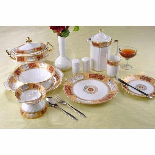 Bone China Dinner Set  sc 1 st  IndiaMART & Bone China Dinner Set at Rs 1500 /set | Bone China Dinner Sets | ID ...
