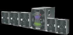 Wired Black OS 5010 BT MUF 5.1 Multimedia Speaker