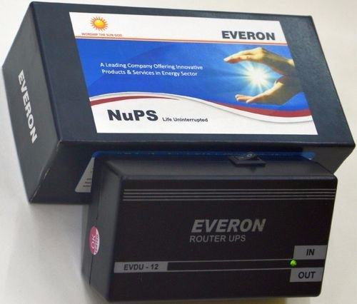 Everon NuPS - DC UPS Systems, For Industrial, 9v/12v | ID: 20711159433