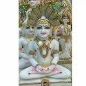 15 Inch Marble Parshwanath Statue