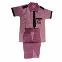Check Pink And Black Kids School Uniform
