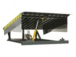Inkema Dock Leveler-10 Ton