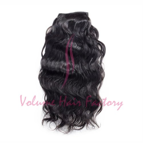 Black Women VHF - Machine Weft Wavy Hair