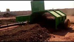 Tractor Bio compost Aero tiller