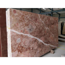 Polished Sarrancolin Marble