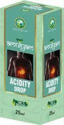 Acidity Drop